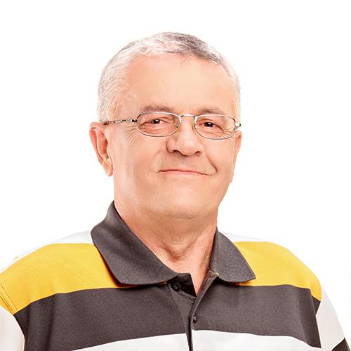 Jędrzej, 60 lat